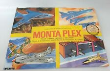 Aviones Monta plex n°425