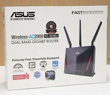 ASUS Dual-band Gigabit RT-AC2900 Wifi Router de juegos hasta 2167 Mbps