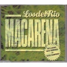 Spanische Singles vom RCA's Musik-CD