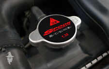 Spoon Sports Radiator cap STICKER - Honda | Civic | Type D | JDM  Integra