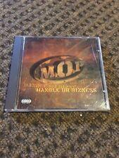 M.O.P. - Handle Ur Bizness [EP] (CD, 1998, Relativity) Rare!