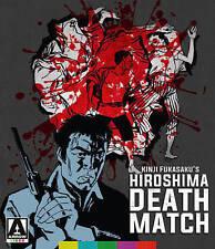 Arrow Video HIROSHIMA DEATH MATCH Yakuza Papers Vol 2