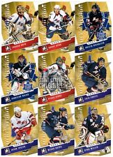 2009-10 In The Game Heroes & Prospects AHL All-Star Legends 20-Card Insert Set