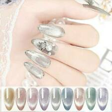 Cat Eye Magnetic UV Gel Polish Base Top Coat Soak Off LED Manicure Nail Art DIY