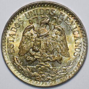 Mexico 1945 50 Centavos Eagle animal 193555 combine shipping