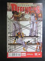 The Fearless Defenders #7 - MARVEL - COMICS # 2I59