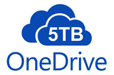 🔥OneDrive 5TB Account | Custom Username | Fast Delivery | Cheap |🔥