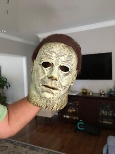 Halloween (2018) Michael Myers Mask Miramax LLC NWOT