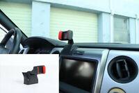 Car Dashboard Phone Bracket Cellphone Holder Mount for Ford F150 2013-14 Black M