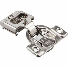 """Integrated Compact 1/2"""" overlay Concealed Cabinet Door Hinges with SOFT CLOSE"""