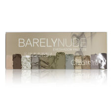 Beauty Creations Barely Nude Eyeshadow Palette 12 Powders w/ Brush Shimmer Matte