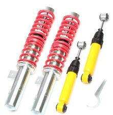 TA TECHNIX COILOVERS CITROEN XSARA/ZX PEUGEOT 306 ADJUSTABLE SUSPENSION TUV