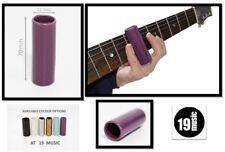 Ceramic Guitar Slide by 19Music super strong PURPLE LARGE M size 22mm