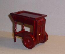 Miniatur Metallwagen Modell für 1:12 Maßstab Dollhouse Outdoor Zubehör