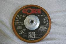 New Core Temp A24T-Bf 7 X 1/4 Type 27 7/8 Arbor #20175 1-Each Disk
