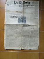 Revista Periódico Época La Nación 11 Enero 1944 Edición De Mañana