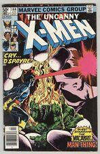 Uncanny X-Men #144 April 1981 VG