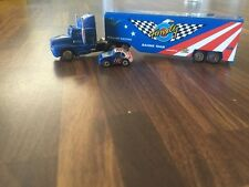 Ted Musgrave 1992 The Family Channel Racing Champions Transporter