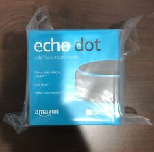 Amazon Echo Dot - Charcoal (3nd Gen - 2018 Version) ✔ BRAND NEW ✔