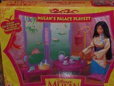RARE VINTAGE MATTEL'S ARCOTOYS DISNEY'S MULAN PALACE PLAYSET #67937!!