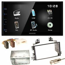 KENWOOD dmx-110bt AUTORADIO BLUETOOTH USB mp3 Kit Installazione per KIA SPORTAGE JE Rio