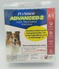 Pet Armor Advanced2 21-55Lb Dog Canine Waterproof Flea Treatment