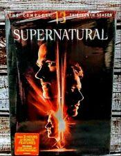 SUPERNATURAL Complete Season 13 (DVD 5-DISC) Thirteen Thirteenth New Ships Free!