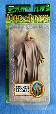 Council Legolas The Lord Of The Rings Lotr Toybiz 6 Inch Figure