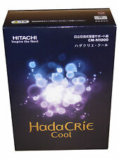 HITACHI Hada Crie Cool CM-N1000-W Facial Cleanser Massager Japan HadaCrie NEW