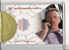 Spiderman 3  Jameson costume card