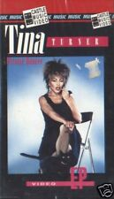 TINA TURNER - Private dancer - VHS EP 1984 SEALED RARE