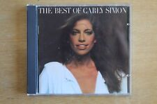 Carly Simon  – The Best Of Carly Simon     (C234)