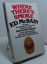 Where There's Smoke by Ed McBain - First edition