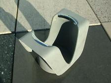 2002-2008 JAGUAR X-TYPE CENTER CONSOLE CUP HOLDER INSERT OEM PART GRAY