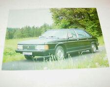 Prospekt / Broschüre PKW Tatra 613 Spezial - Ausgabe 1984