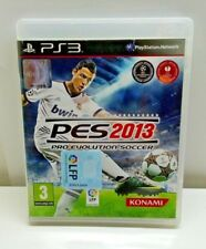 PS3 PES 2013 PRO EVOLUTION SOCCER PAL ESPAÑOL SPANISH