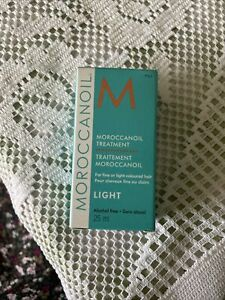 Moroccanoil Treatment  Light - 25ML Boxed