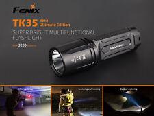 Fenix TK35 UE 2018 LED Taschenlampe Flashlight 3200 Lumen Strobe SOS USB Batt.