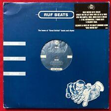 MIND BOMB ~ GREAT BRITISH BATTLE BREAKS 2 LP ~ RUF BEATS DJ GREAT BRITISH BEEF