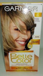 Garnier Belle Color 4 Blonde Ash Natural