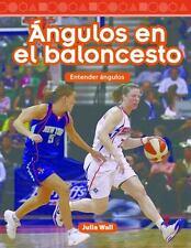 ANGULOS EN EL BALONCESTO / BASKETBALL ANGLES - WALL, JULIA - NEW BOOK