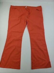 "NEW Dickies Peach Scrub Pants Size XL   Drawstring Waist   30"" Inseam 50106A Pi"