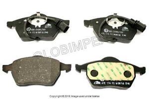 AUDI A6 QUATTRO (1998-1999) Brake Pad Set FRONT ATE +1 YEAR WARRANTY
