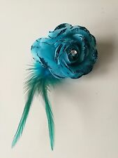 Hair Flowers Fashion Accessories Ladies Head Pieces Clips Girls Fascinators UK