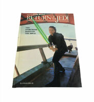 Vintage 1983 Star Wars Return of The Jedi Storybook Hardcover Random House