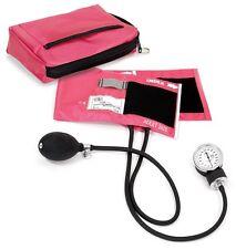 Blood Pressure Cuff Passion Pink Adult Sphygmomanometer Aneroid Latex Free S882