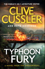 The Oregon files: Typhoon fury by Clive Cussler (Hardback) Fast and FREE P & P