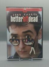 Better Off Dead (Dvd, 1985) ☆ Buy 2 Get 1