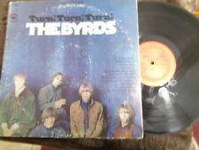 THE BYRDS TURN!TURN!TURN! ON LP COLUMBIA 2ND PRESS! NICE AFFORDABLE COPY!!