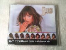 JENNIFER LOPEZ - AIN'T IT FUNNY - 2002 UK CD SINGLE